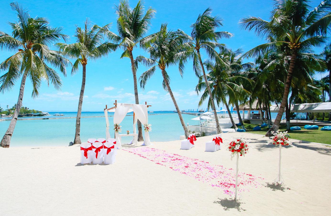 セブ島結婚式 セブ島挙式会場 セブ島ウエディング セブ島PCR