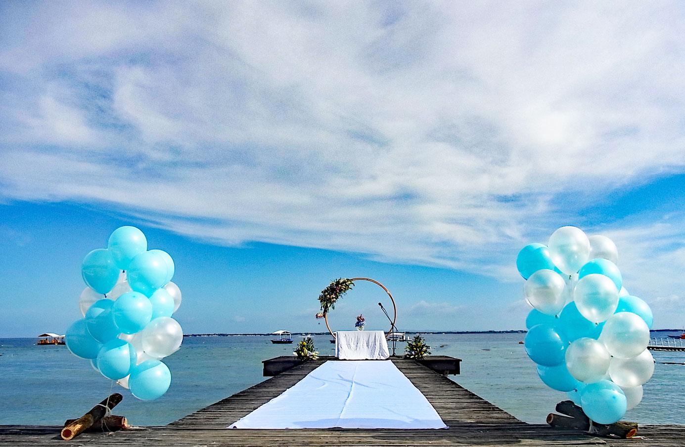 セブ島結婚式 セブ島挙式会場 セブ島ウエディング セブ島シャトーバイザシー