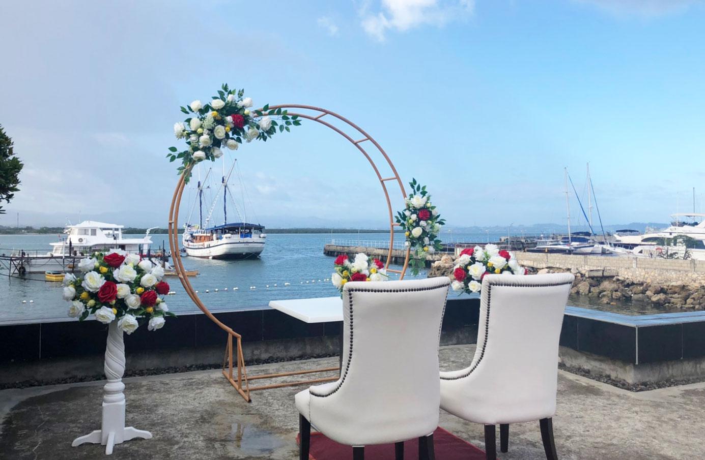 セブ島結婚式 セブ島挙式会場 セブ島ウエディング セブ島レストランウエディング